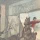 DÉTAILS 03 | Chasse au cerf dans un magasin à Pitstone - Angleterre - 1896