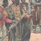 DÉTAILS 02 | Guerre italo-éthiopienne - Retour des prisonniers d'Afrique - Ethiopie - 1896