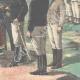 DÉTAILS 04 | Guerre italo-éthiopienne - Retour des prisonniers d'Afrique - Ethiopie - 1896