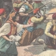 DETAILS 02   Events in Candia - Mutiny of the Turkish gendarmes in La Canea - Crète - 1897