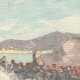 DETAILS 03   Events in Candia - Mutiny of the Turkish gendarmes in La Canea - Crète - 1897