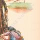 DÉTAILS 04 | Villageoise de Fairouzeh et Zaidal dans la plaine syrienne - Syrie - Asie Occidentale