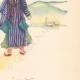 DETAILS 04   Bedouin woman from the plain of Akkar - Lebanon - Near East