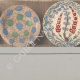 DETAILS 04   Oriental ceramics - Plates of Rhodes - XVI and XVII century - Greece