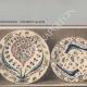 DÉTAILS 02 | Céramiques orientales - Assiettes - Rhodes et Damas - XVI et XVIIe siècle