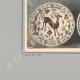 DÉTAILS 03 | Céramiques orientales - Assiettes - Rhodes et Damas - XVI et XVIIe siècle