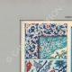 DÉTAILS 01 | Céramiques orientales - Motifs - Faïence - Rhodes - XVIème Siècle