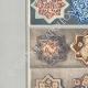DÉTAILS 02 | Céramiques orientales - Motifs - étoiles - Perse - XIII et XIVe siècle