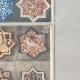 DÉTAILS 04 | Céramiques orientales - Motifs - étoiles - Perse - XIII et XIVe siècle