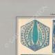 DÉTAILS 01 | Céramiques orientales - Carrelage - Damas - XVIème Siècle - XVIIème Siècle