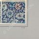 DÉTAILS 06 | Céramiques orientales - Carrelage - Damas - XVIème Siècle - XVIIème Siècle