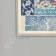 DETAILS 05   Oriental ceramics - Motifs - Faience -  Asia Minor - XVIth Century - XVIIth Century