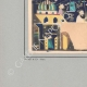 DÉTAILS 05 | Céramiques orientales - Panneaux décoratifs - Faïence - Perse - XVIIIème Siècle