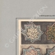 DETAILS 01 | Oriental ceramics - Stars - Faience - Persia - XIII and XIV century