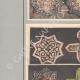DETAILS 02 | Oriental ceramics - Stars - Faience - Persia - XIII and XIV century