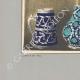 DÉTAILS 05   Céramiques orientales - Poterie - Faïence - Porcelaine de Perse - Du XVIe au XVIIIe siècle