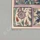 DÉTAILS 03   Céramiques orientales - Panneaux décoratifs - Faïence - Asie Mineure - XVIème Siècle