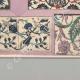 DÉTAILS 04   Céramiques orientales - Panneaux décoratifs - Faïence - Asie Mineure - XVIème Siècle