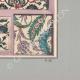 DÉTAILS 06   Céramiques orientales - Panneaux décoratifs - Faïence - Asie Mineure - XVIème Siècle