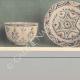 DÉTAILS 04 | Céramiques orientales - Bol - Assiette - Asie Mineure - XVIe siècle - XVIIe siècle
