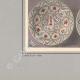 DETAILS 03   Oriental ceramics - Dishes - Asia Minor - XVIIth Century