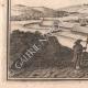 DÉTAILS 05   Vue de la ville de Jametz au XVIIème siècle - Meuse (France)