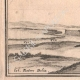 DETAILS 06 | View of the city of Guise in the 17th century - Aisne (France)
