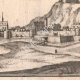 DETAILS 08 | View of the city of Guise in the 17th century - Aisne (France)