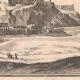 DETAILS 09 | View of the city of Guise in the 17th century - Aisne (France)