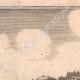 DÉTAILS 02 | Vue de la ville de Monteclair au XVIIème siècle (France)