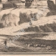DÉTAILS 07 | Vue de la ville de Monteclair au XVIIème siècle (France)