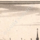 DETAILS 02 | View of the city of Boussac in the 17th century - Creuse (France)