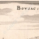 DETAILS 03 | View of the city of Boussac in the 17th century - Creuse (France)