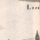 DETALLES 03   Vista de la ciudad de Lisieux en el siglo XVII - Calvados (Francia)
