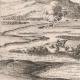 DETALLES 06   Vista de la ciudad de Lisieux en el siglo XVII - Calvados (Francia)