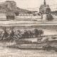 DETALLES 07   Vista de la ciudad de Lisieux en el siglo XVII - Calvados (Francia)