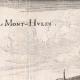 DÉTAILS 03 | Vue du Mont Hulin au XVIIème siècle - Pas-de-Calais (France)