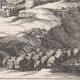 DÉTAILS 08 | Vue du Mont Hulin au XVIIème siècle - Pas-de-Calais (France)