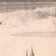 DÉTAILS 04 | Vue de la ville de Villefranche au XVIIème siècle - Meuse (France)