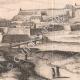 DÉTAILS 08 | Vue de la ville de Villefranche au XVIIème siècle - Meuse (France)
