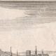 DÉTAILS 05 | Vue de la ville de Évreux au XVIIème siècle - Eure (France)