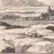 DÉTAILS 06 | Vue de la ville de Évreux au XVIIème siècle - Eure (France)