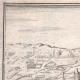 DETALLES 01 | Vista de la ciudad de Lisieux en el siglo XVII - Calvados (Francia)