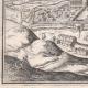 DETALLES 03 | Vista de la ciudad de Lisieux en el siglo XVII - Calvados (Francia)