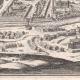 DETALLES 04 | Vista de la ciudad de Lisieux en el siglo XVII - Calvados (Francia)
