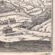 DETALLES 06 | Vista de la ciudad de Lisieux en el siglo XVII - Calvados (Francia)