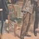 DÉTAILS 02 | Une femme attaque un homme au vitriol - 1901