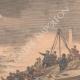 DETAILS 03 | Shipwreck of La Russie - Faraman - France - 1901