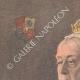 DETAILS 01 | Portrait of Queen Victoria (1819-1901)