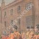 DÉTAILS 03 | Proclamation du nouveau roi Edouard VII à Londres - 1901